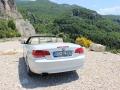 Аренда авто в Черногории кабриолет цена