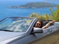 Аренда авто в Черногории кабриолет 1