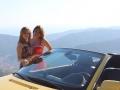 Аренда авто в Черногории кабриолет сутоморе