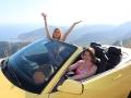 Аренда авто в Черногории кабриолет Будва