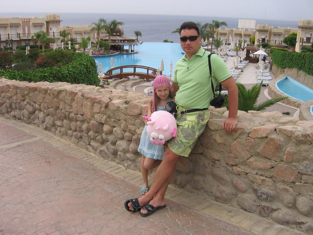 Concorde El Salam Hotel 5*, 2007