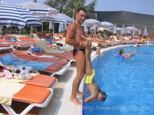 Алексей Зимин в Турции, Arycanda De Luxe 5* 2007