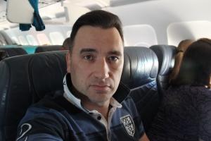 Отдых в Черногории - В самолете