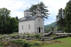 Церковь в Цетинье, Черногория