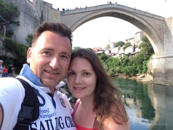 Что посмотреть в Боснии и Герцеговине. Главная достопримечательность - старый мост в Мостаре