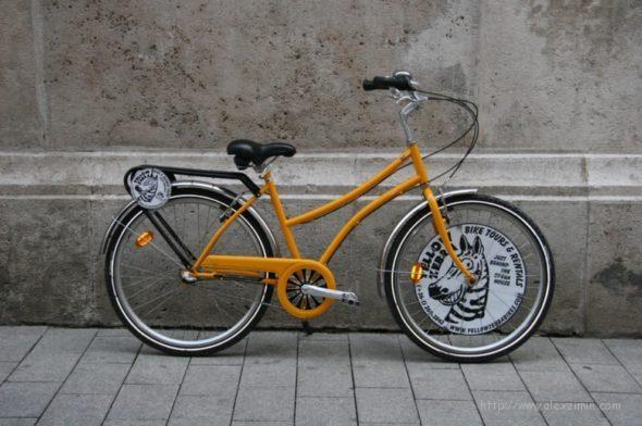 Будапешт. Где арендовать велосипед