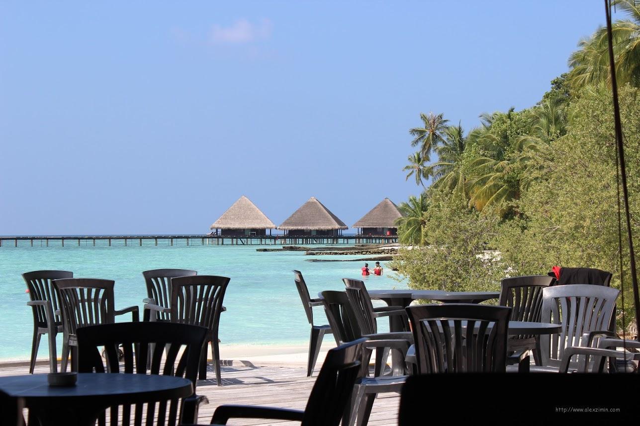 Мальдивы. Экскурсия с Маафуши в отель Adaaran Club Rannalhi