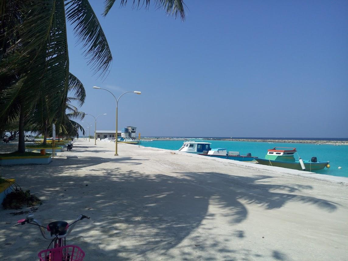 Локальный остров Укулхас. Порт