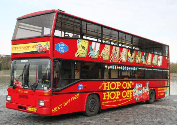 Будапешт. Экскурсионный автобус