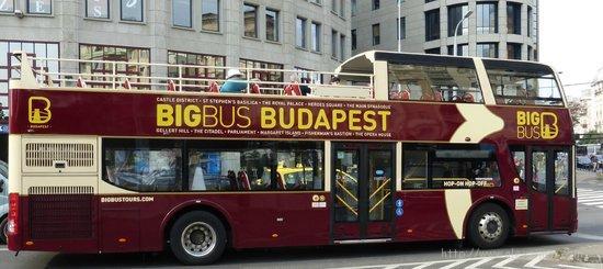 Экскурсии в Будапеште. Big Bus Tours Budapest