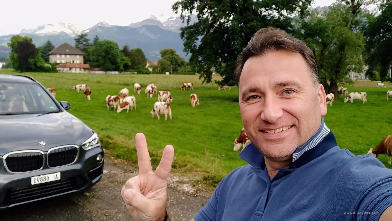 Аренда авто в Швейцарии. Особенности и советы. Женева