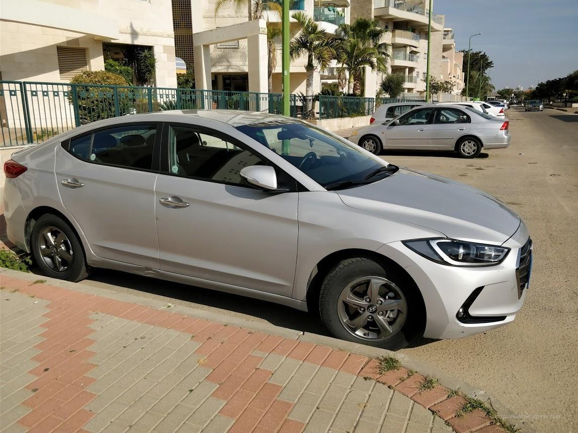 Бесплатная парковка в Израиле