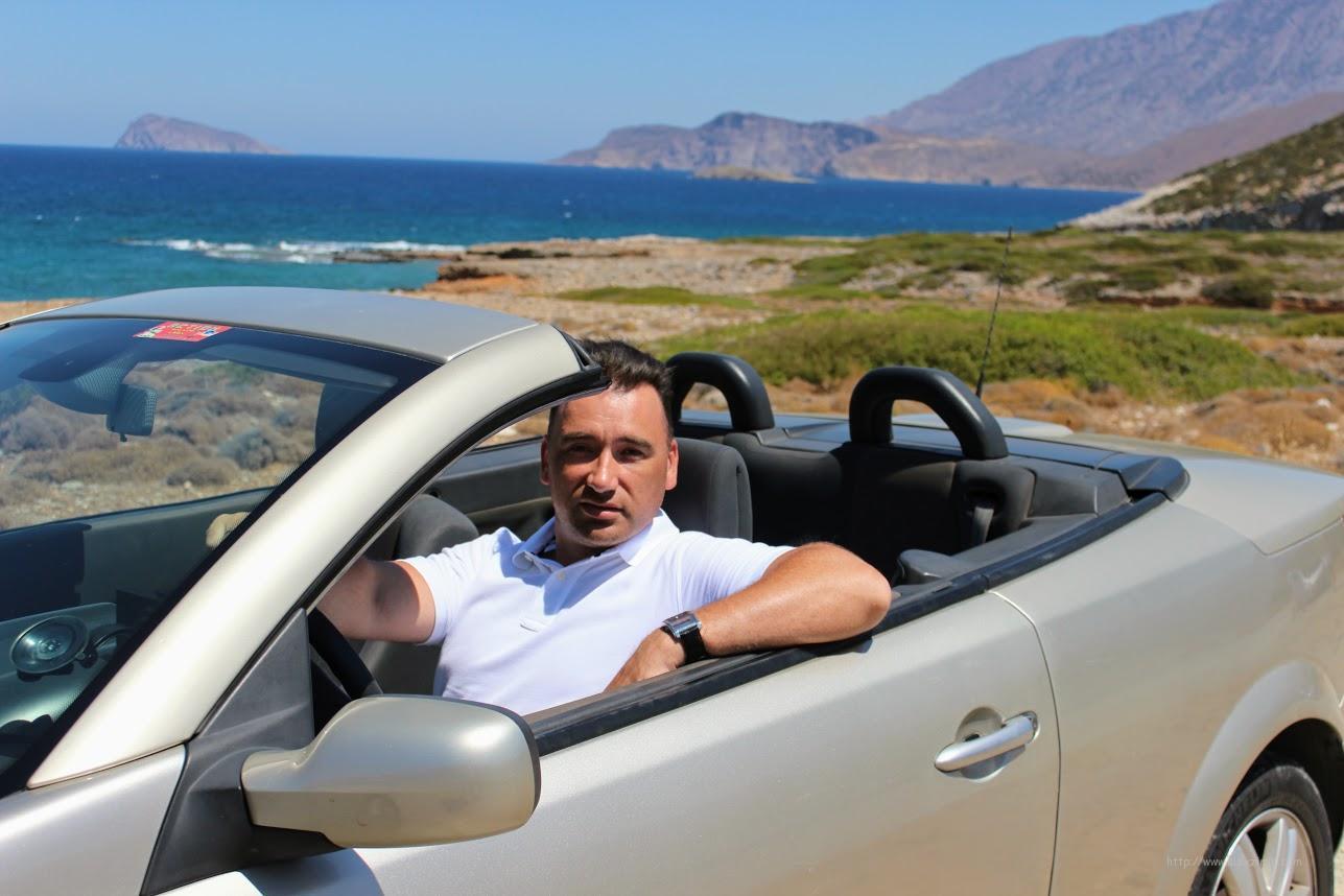 Аренда авто в Греции от А до Я. Алексей Зимин