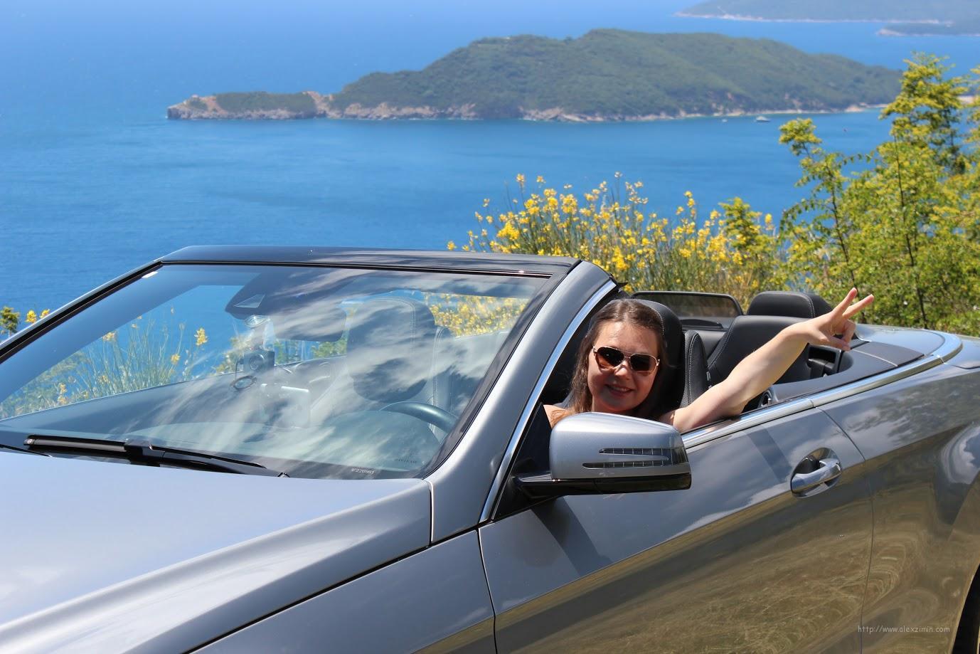 Аренда авто в Болгарии кабриолет