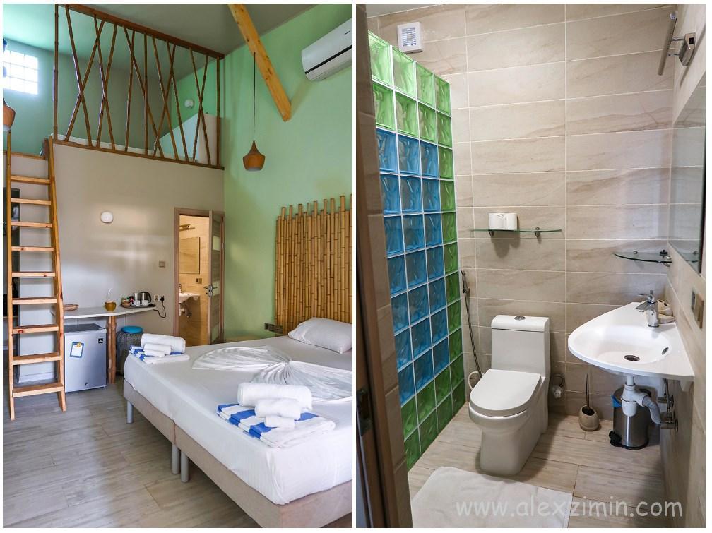 Отель Villa Marina на Фуладу