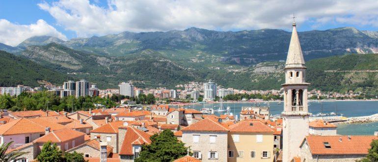 Экскурсии в Черногории 2018. Старый город Будвы