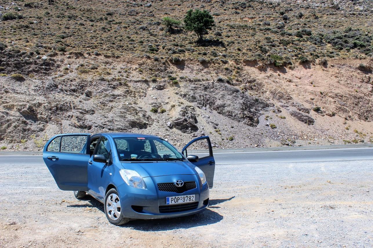 Что нужно для аренды авто в Греции