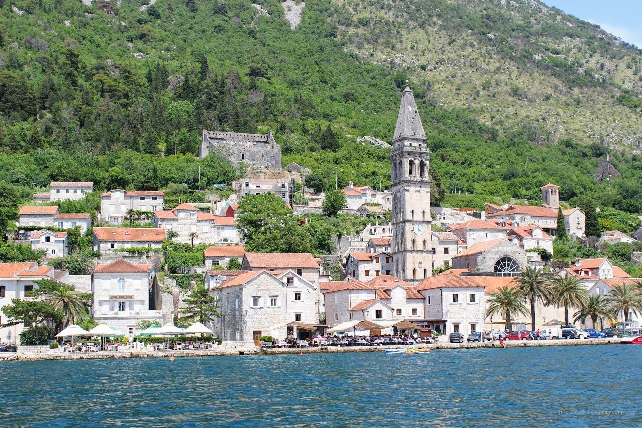 Пераст, Черногория на экскурсии