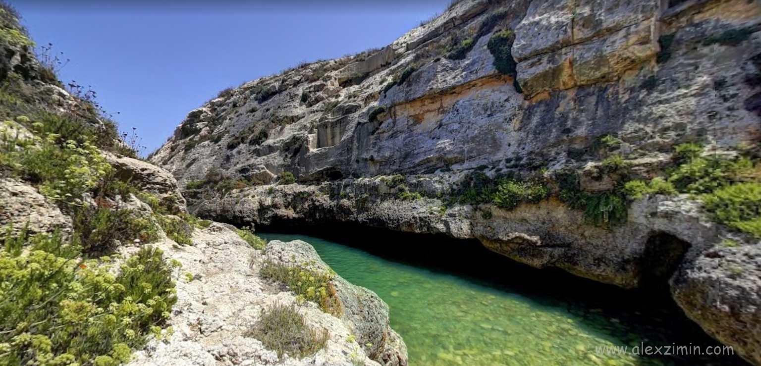 долинаWied il-Għasri