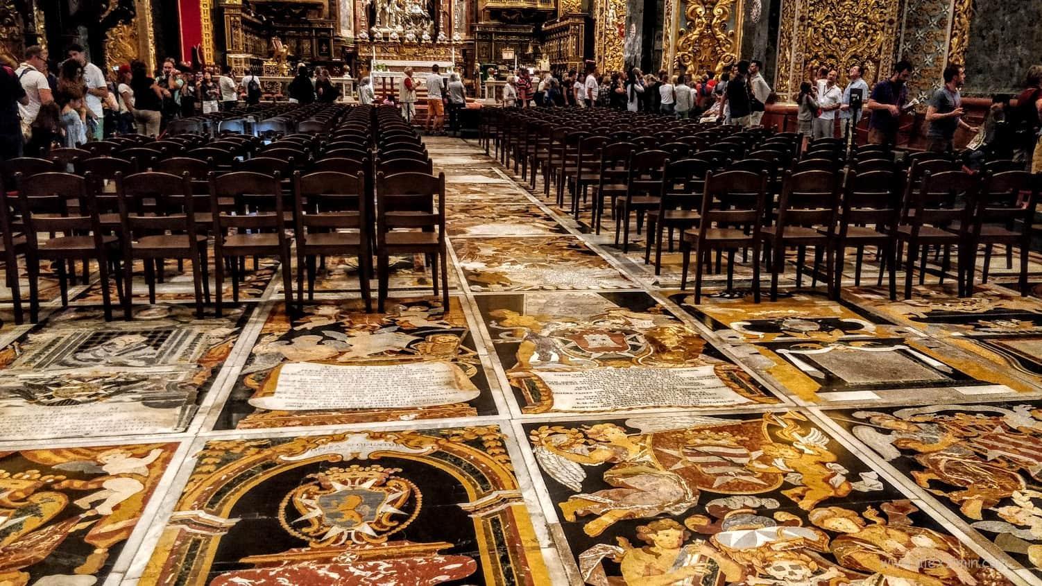 Кафедральный собор Святого Иоанна Ла Валетта