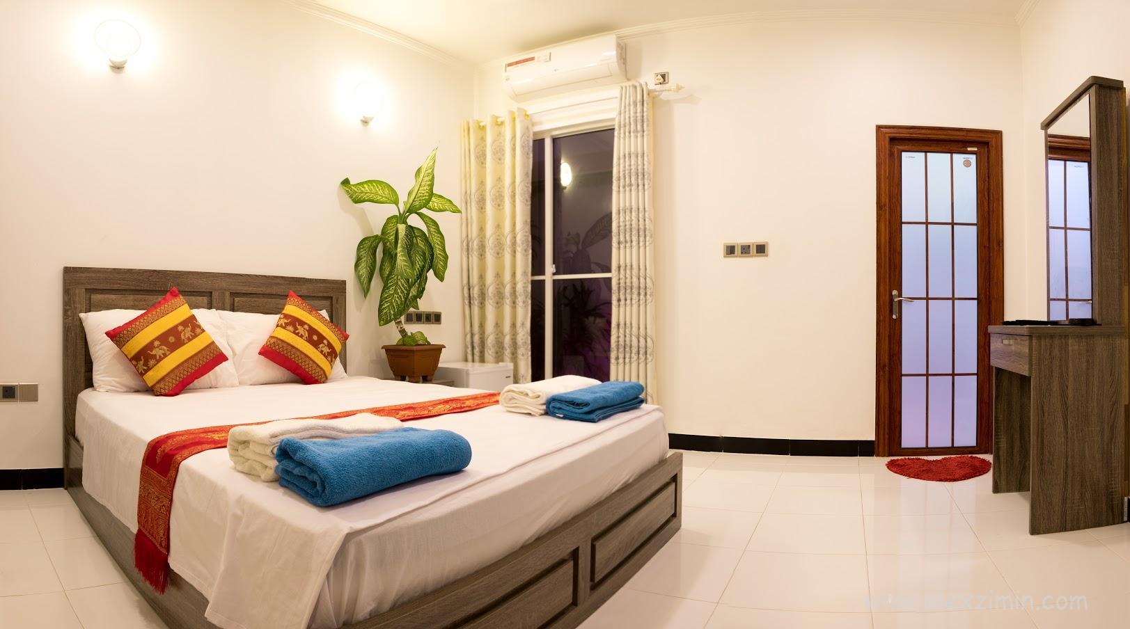 Номер в отеле athiriveli на острове Тодду