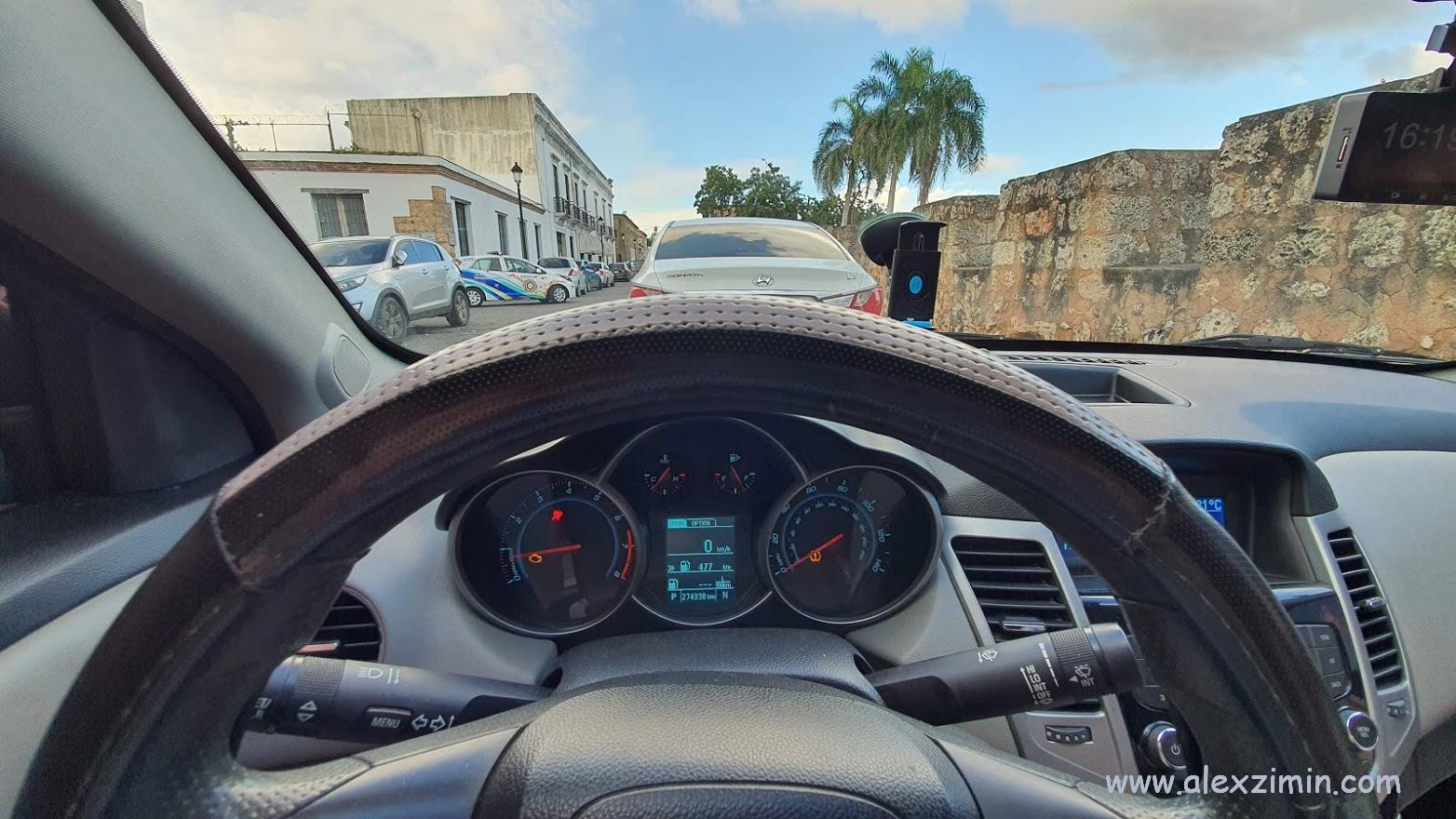 Страховки при аренде авто в Доминикане