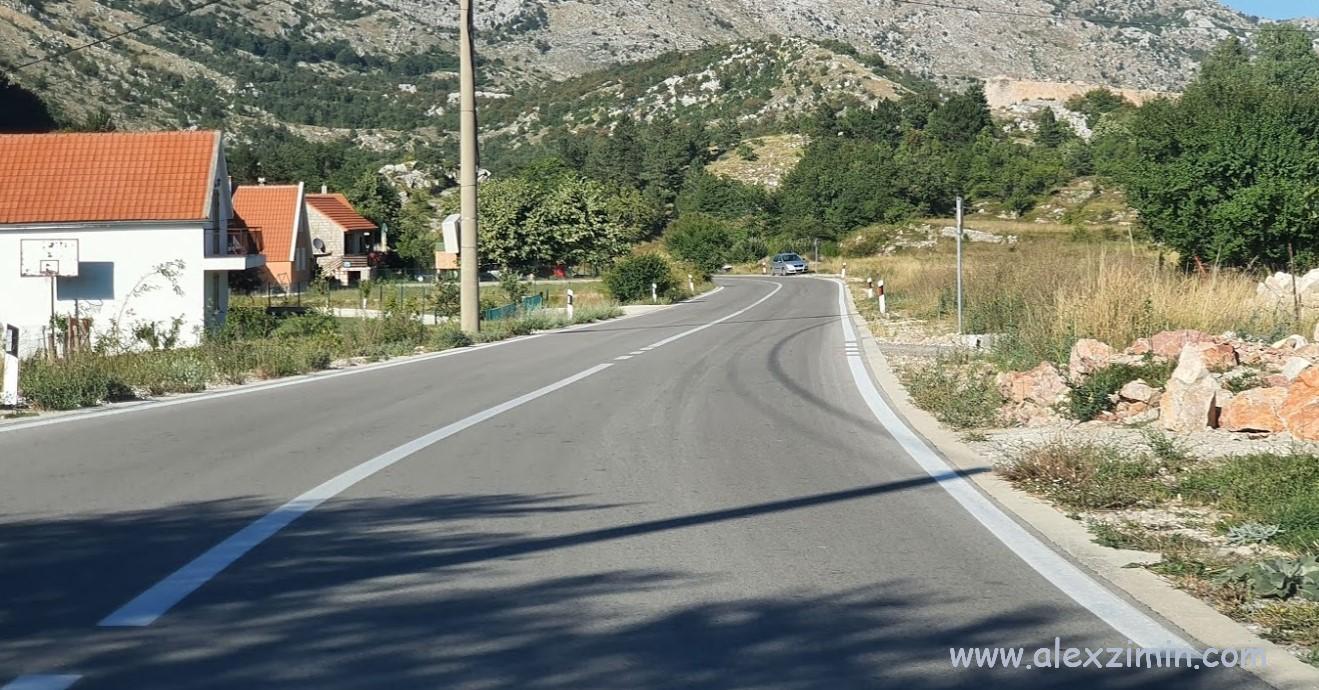 Дорога в Турции
