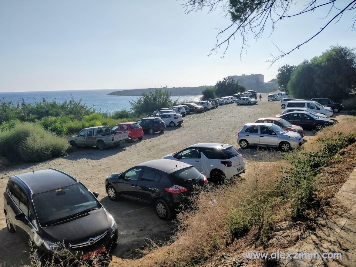 Парковки в Турции